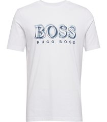tee 4 t-shirts short-sleeved vit boss