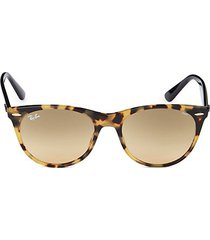 rb2185 55mm cat eye sunglasses
