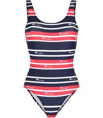 champion reverse weave one-piece swimsuits