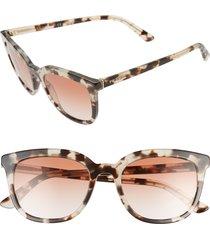 women's prada 53mm cat eye sunglasses -