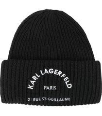 karl lagerfeld hats