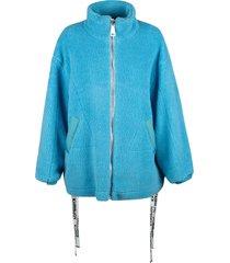 khrisjoy ill wear you everyday pile puffer jacket