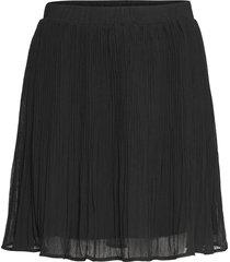 rikka short skirt kort kjol svart minus