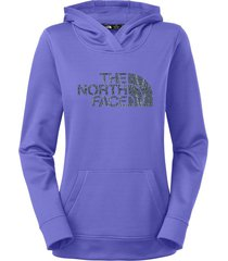 buzo mujer rapidity fave pullover hoodie the north face
