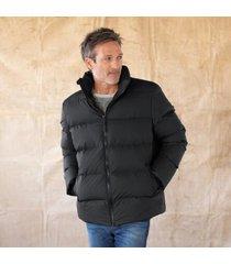 sundance catalog men's avalanche coat in black large
