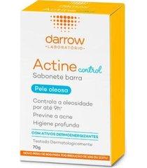 actine control darrow - sabonete em barra 70g