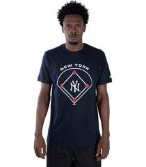 camiseta new york yankees mlb new era masculino