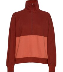 bobby ls an sweat-shirt trui rood iben