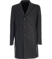 tagliatore coat single breasted