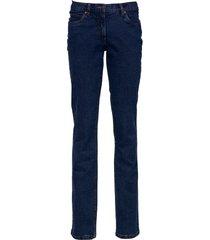 jeans elasticizzato straight (blu) - john baner jeanswear