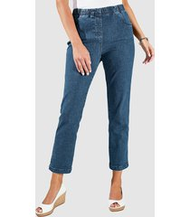 jeans paola donkerblauw