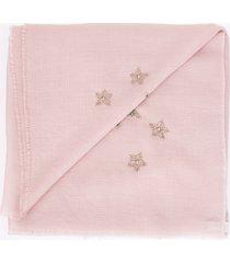 a starry night scarf