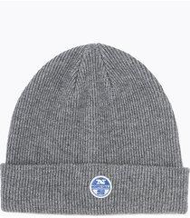 cappello in lana e cotone