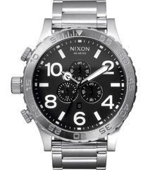 men's nixon 'the 51-30 chrono' watch, 51mm