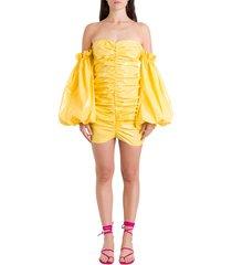 rotate by birger christensen phoebe dress
