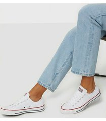 converse all star canvas ox low top vit