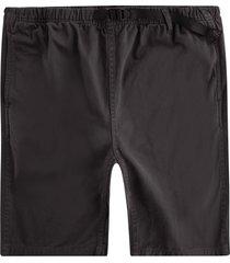 gramicci g-shorts   dark brown   8117-56k