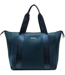 mytagalongs everleigh weekend bag - blue