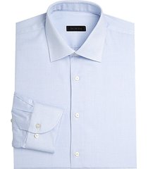 collection travel stretch cross check dress shirt