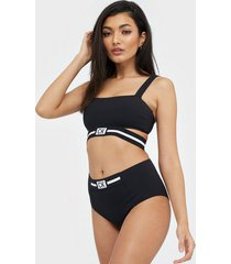 calvin klein underwear high waist bikini bottom trosa