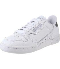 zapatilla blanca adidas continental 80 w