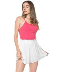 crop top rosado active
