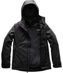 chaqueta arrowood triclimate negro the north face