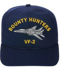 vf-2 bounty hunters  f-14 tomcat  direct embroidered cap    new