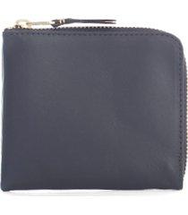 comme des garçons wallet classic leather line wallet