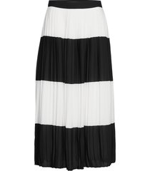 alia carmen skirt knälång kjol svart bruuns bazaar