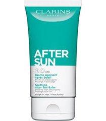bálsamo pós-sol clarins - suncare after sun balm 150ml