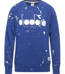 diadora by the editor sweatshirts