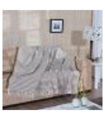 manta para sofá max - 150 x 140 cm verde