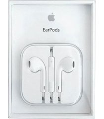 audifonos apple earpods iphone 6s.