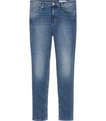 kaj high-waisted skinny jeans