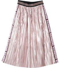 john richmond lilac skirt
