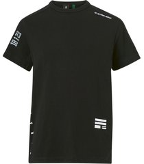 t-shirt multi logo+ korpaz r t ss