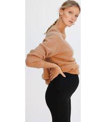 katoenen maternity legging