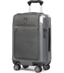 platinum elite hardside compact business plus carry-on spinner