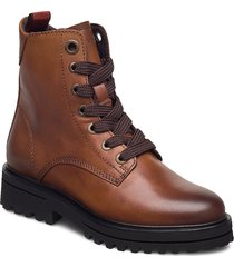 licia 5a shoes boots ankle boots ankle boot - heel brun marc o'polo footwear