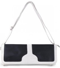 cartera halley blanco kubayoff