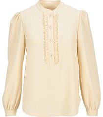 see by chloé see by chloe ruffled blouse