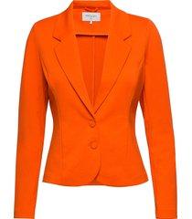 nanni-ja blazer kavaj orange free/quent