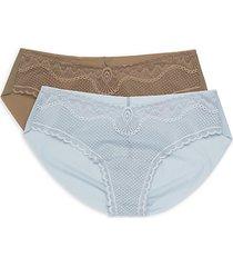 2-pack perfect stretch lace bikini panties