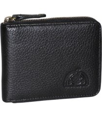 dopp soho rfid zip-around wallet