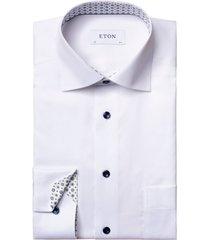 eton shirt wit classic fit