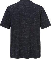 melerad tröja babista mörkblå