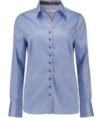 overhemd coleta lichtblauw