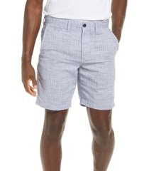 men's 1901 textured flat front chino shorts