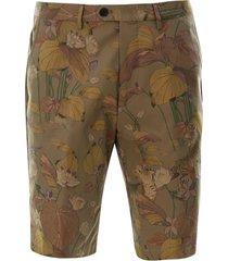 etro bermuda shorts